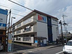 コーポ堅田[3階]の外観