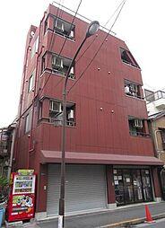 東京都江東区森下2丁目の賃貸マンションの外観