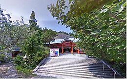 寺院・神社淡嶋神社まで2585m