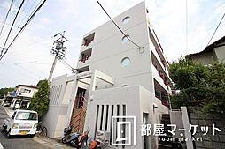 愛知県豊田市室町1丁目の賃貸マンションの外観