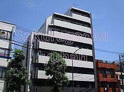 東京都世田谷区上野毛1丁目の賃貸マンションの外観