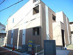 EXハイツ天美II[1階]の外観