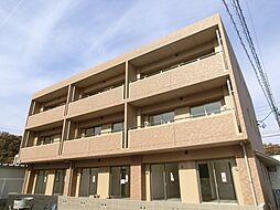 愛知県長久手市根嶽の賃貸マンションの外観