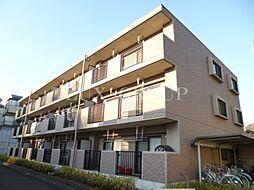 東京都東大和市芋窪1丁目の賃貸マンションの外観