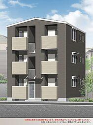 仮)春日部市共同住宅PJ[1階]の外観