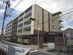 大阪府高槻市川添2丁目の賃貸マンションの外観