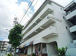 愛知県名古屋市昭和区花見通2丁目の賃貸マンションの外観