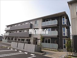 Recente和田 B[1階]の外観