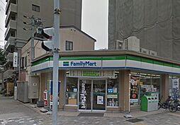 ファミリーマート名古屋新栄二丁目店…約130m