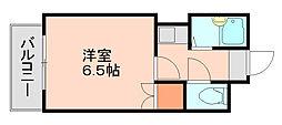 フォルム博多駅南2[3階]の間取り