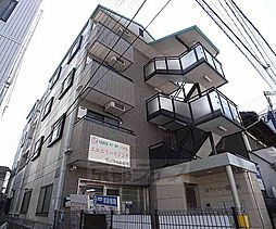 京都府京都市伏見区深草極楽町の賃貸マンションの外観