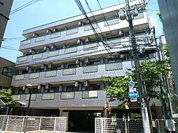大阪府高槻市北園町の賃貸マンションの外観