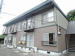 福岡県北九州市八幡東区勝山1丁目の賃貸アパートの外観