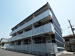 奈良県香芝市逢坂3丁目の賃貸マンションの外観