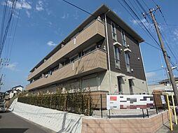 神奈川県川崎市麻生区千代ケ丘1丁目の賃貸アパートの外観