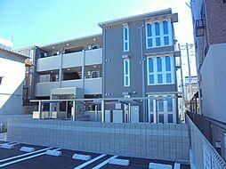 大阪府大阪市東住吉区住道矢田1丁目の賃貸アパートの画像
