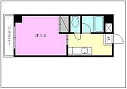 香川マンション[201 号室号室]の間取り