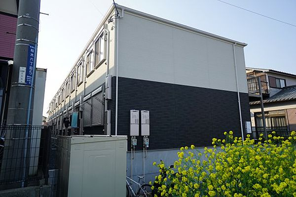 千葉県千葉市若葉区桜木6丁目の賃貸アパート