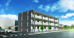 新築ベルカーサH・S[302号室]の外観