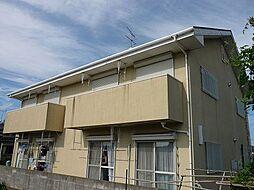 コーポ津屋崎[2階]の外観