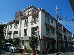 トキワマンション[3階]の外観