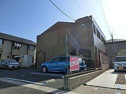 愛知県稲沢市下津穂所1の賃貸アパートの外観