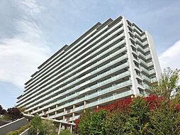 フォートンヒルズE棟307号室[3階]の外観