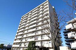 松戸竹ヶ花パークハウス[2階]の外観