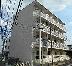 東京都八王子市万町の賃貸マンションの外観