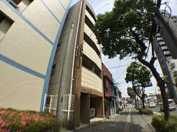 鹿児島県鹿児島市小川町の賃貸マンションの外観