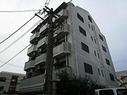 ピアレス下大利[4階]の外観
