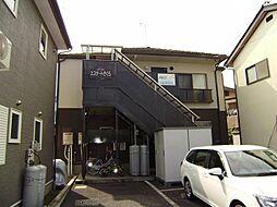 信濃吉田駅徒歩9分・エステートさくら[101号室]の外観