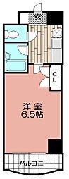 マリナーズコート福岡[306号室]の間取り