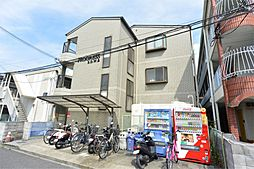 大阪府枚方市交北1丁目の賃貸マンションの外観
