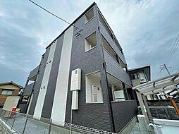 阪急京都本線 正雀駅 徒歩11分の賃貸アパート