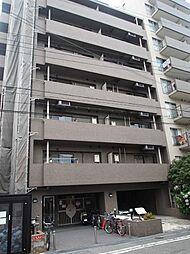 藤和シティコア神戸中道の外観