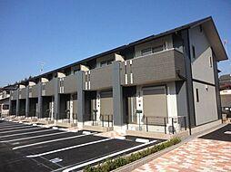 [テラスハウス] 栃木県芳賀郡益子町大字七井 の賃貸【/】の外観