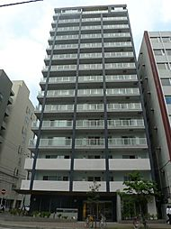 北海道札幌市中央区南一条東2丁目の賃貸マンションの外観