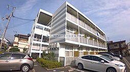 大阪府東大阪市花園西町2丁目の賃貸マンションの外観