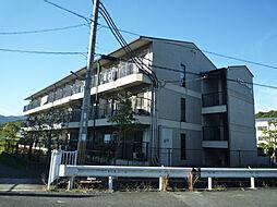 TOコーポ石山B棟[3階]の外観