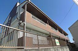 松丸ハイツ 6号棟[2階]の外観