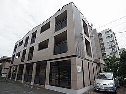 東京都町田市能ヶ谷2丁目の賃貸マンションの外観
