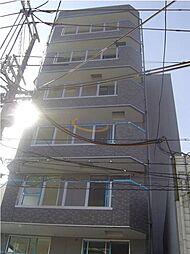 大阪府大阪市北区大淀南3の賃貸マンションの外観
