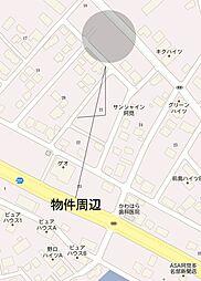 アムール岡崎 B[101号室号室]の外観