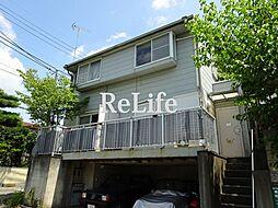 JR中央線 国分寺駅 徒歩10分の賃貸テラスハウス