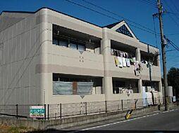 愛知県一宮市木曽川町門間字南屋敷の賃貸アパートの外観