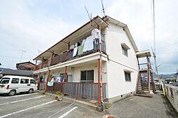 兵庫県姫路市野里堀留町の賃貸アパートの外観