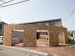 京都府京都市西京区川島粟田町の賃貸マンションの外観