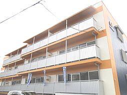 大阪府寝屋川市萱島東2丁目の賃貸マンションの外観