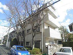 兵庫県神戸市東灘区森南町1丁目の賃貸マンションの外観
